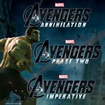 Marvel's The Avengers Sequel Title Treatment by Marvel-Freshman