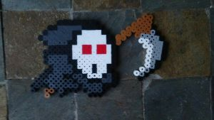 Perler from shy guy by GeneralHound