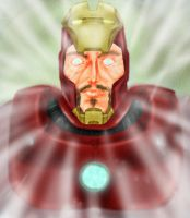 Ironman: Extremis by tarunbanned
