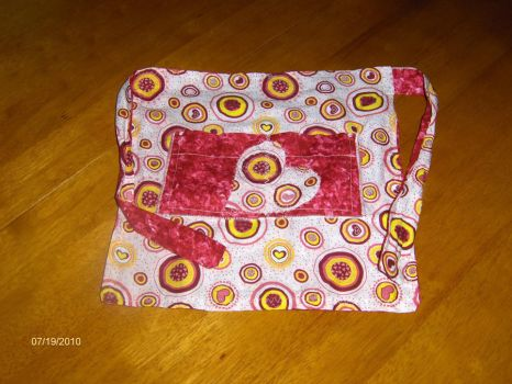 Child's Reversible Apron by askita