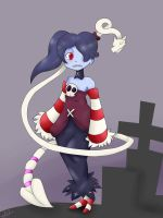 Squigly by SpadePanda