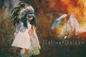 NAtive Balean by anriart