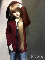 Kaiden - My First BJD by NarutoLover6219