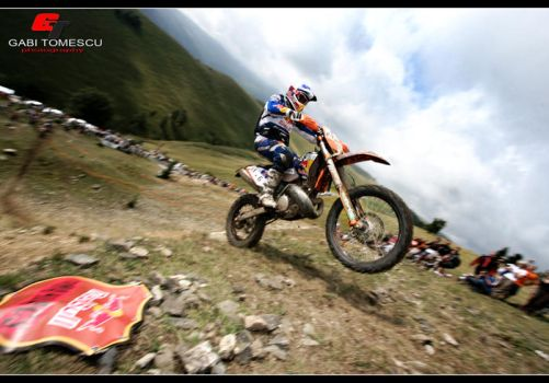 Red Bull Romaniacs II by gtimages
