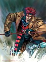 gambit by cucomaluco