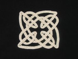 Celtic Knot - light by White-Hand
