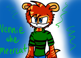 Vinnie The Meercat by dreamer-the-wolf-3