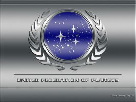 United Federation of Planets 1 by Hayter