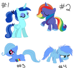 LunaDash Adopts CLOSED by FinalSmashPony