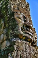 Bayon Faces  3 by CitizenFresh