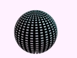pearl disco ball by dibelo