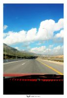 On the road... by NirChako