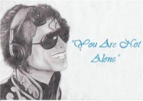 you are not alone by brogie1x