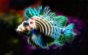Fractal Fishy by minimoo64