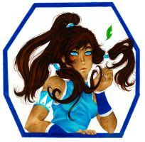 See you next season - Korra by Gigibell