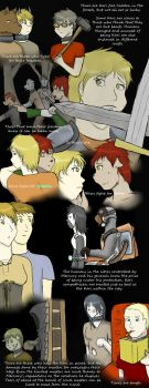 The Legacies Part 1 by Geoss