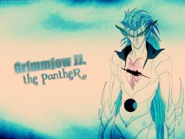Grimmjow JJ WALLPAPER by cmonletsgethigh