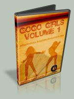 Go-Go Girls Custom Shapes by OIlusionista-brushes