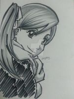 10 Minutes: Orihime Inoue by JengKay