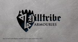 Hilltribe Armouries logo by RGDart