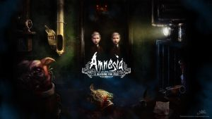 Amnesia: A Machine for Pigs - Promo art 1 by SethNemo