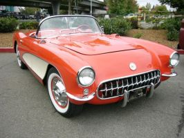1956 Corvette by RoadTripDog
