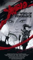 LoL Yasou Poster Contest - Yasou Wind of Vengeance by Ganassa