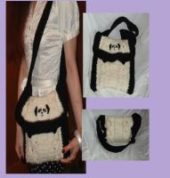 Pandy Crochet Bag by Bela1334