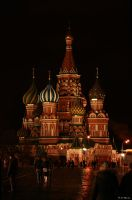 Moscow: Red Sqare by PaPeRDoLLLL