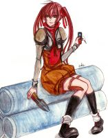 MM: Casual Outfit Ch.6 by RukaVermillion15