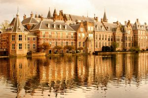 Parliament in The Hague by Robalka