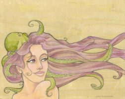 The Octopus Mermaid Series, 10 by khallion