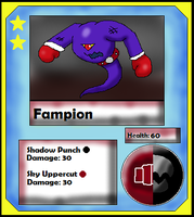 Fampion Card (Adopt) by Dianamond
