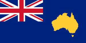 Flag of Australia by lamnay