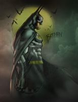 Batman-Mad by Matelandia