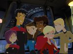 6TEEN ''STAR TREK'' Cosplay by daanton