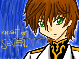 DS Colors - Knight of Seven by Meira-Kurosaki
