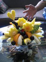 Fruit Bouquet by Angelized