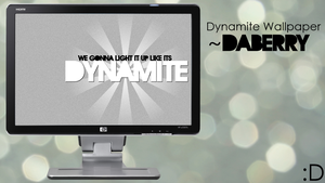 Dynamite by DaBerry