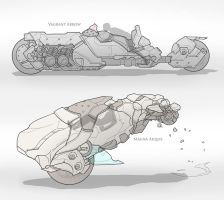 Vehicle Concepts by BrotherBaston