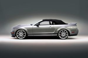 SilverBlack GT500 Convertible by lovelife81