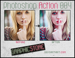 Photoshop Action 004 by graphicstore