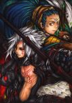Epitaph Users - Haseo / Kuhn by Curse-of-Lolth