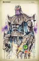 Thanos Saucy by RobDuenas