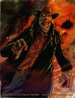 DARKMAN by Hartman by sideshowmonkey