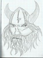 Viking by mordredderby