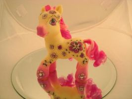 My Little Pony Custom Magenta by colorscapesart