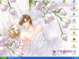 Skip Beat - Desktop by Silver-Nightfox