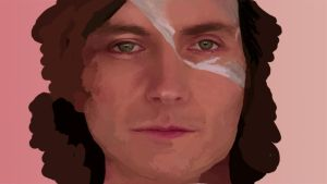 GOTYE Used to Know Paint by GillianIvy