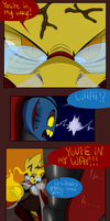 AlphaTale: Alphys' revenge pt 6 by ReneesDetermination